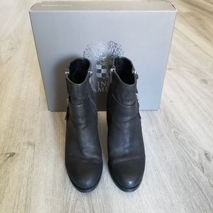 Vince Camuto Shoes - Vince Camuto Leather Boots.